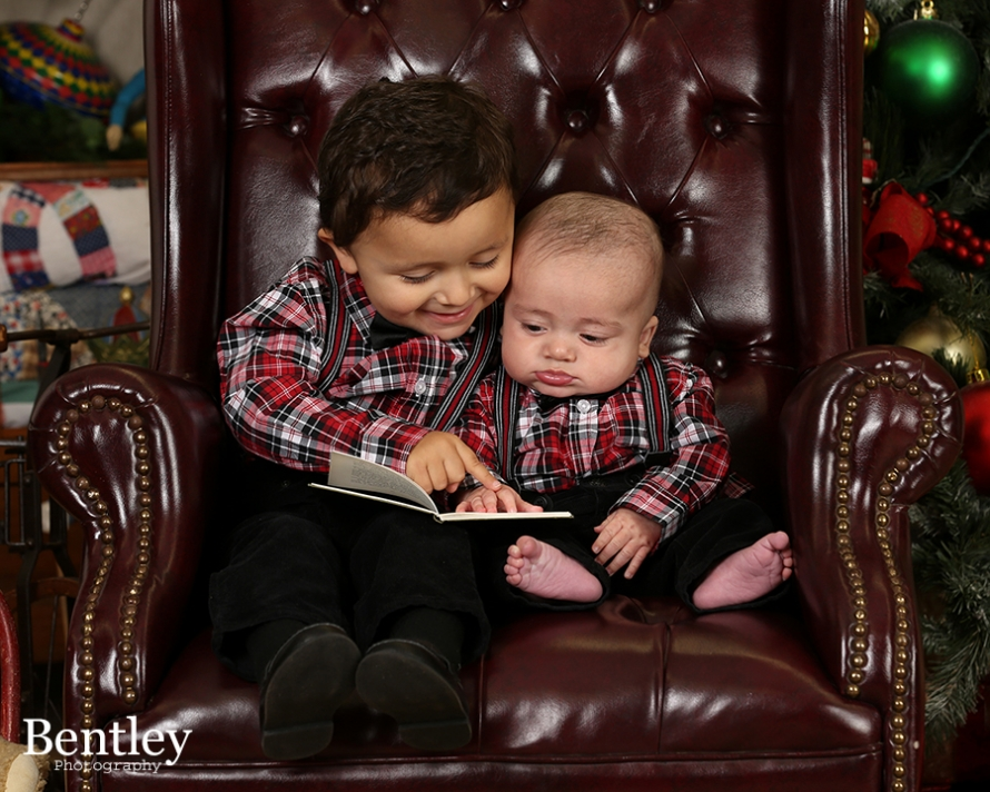 Childrens, Christmas, Portraits, Bentley Photography, Winder, GA