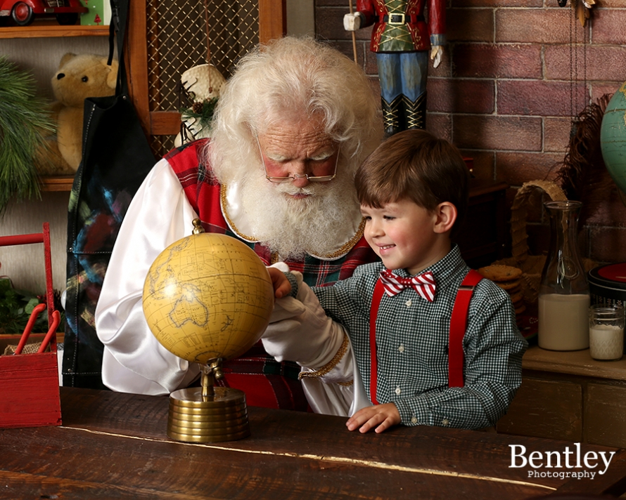 Santa, Bentley Photography, Winder, GA